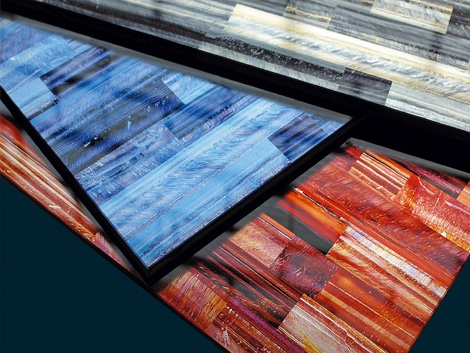 стеклянная плитка Levitiles