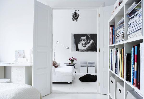 интерьер в скандинавском стиле Per Gunnarsson