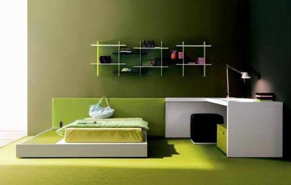 Модная мебель для детских комнат испанской компании BM