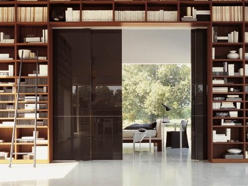 раздвижные двери Rodolfo Dordoni для Molteni & C