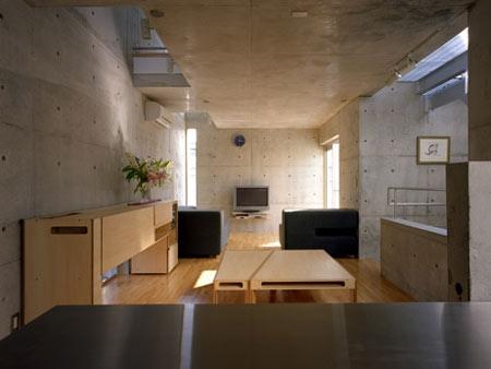 Дом для троих детей от Masato Sekiya