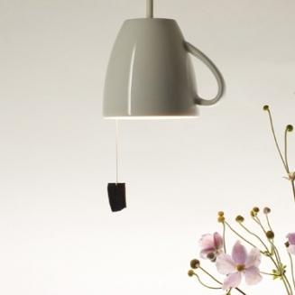 Лампа-чашка от A&D