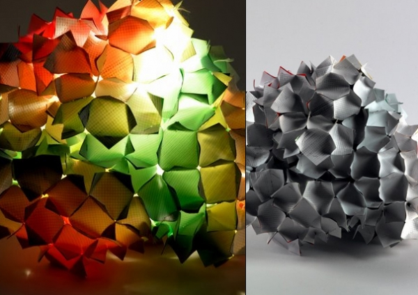 лампы - жизнь пикселей