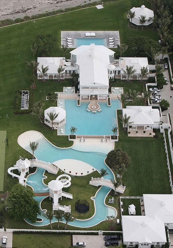 Аквапарк во Флориде для Селин Дион