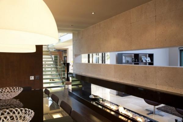 Дом в Брайанстон от Nico Van Der Meulen Architects
