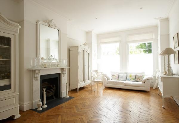 Balham House - спокойная и выдержанная резиденция в Лондоне