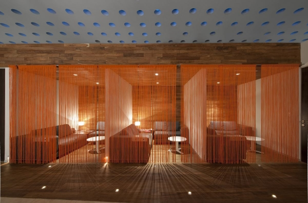 Конечный зал ожидания аэропорта в Мехико от SPACE Architects