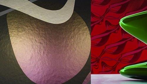 Новые потрясающие обои от Заха Хадид