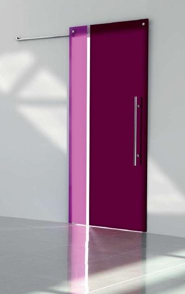 Интересные раздвижные двери от Casali