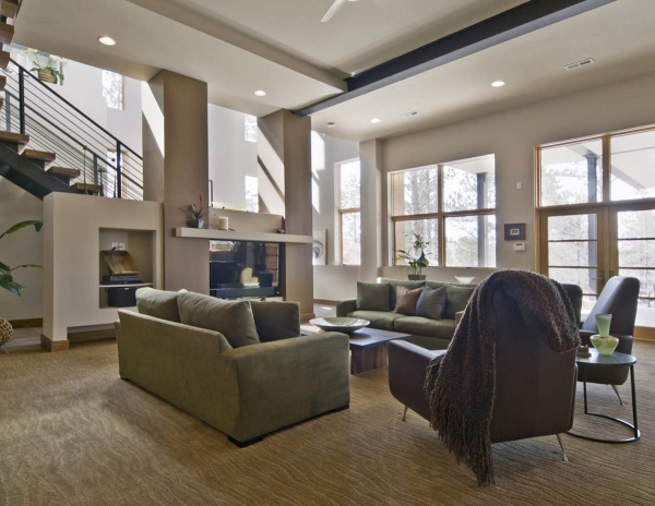 Дом в Колорадо от Entasis Group