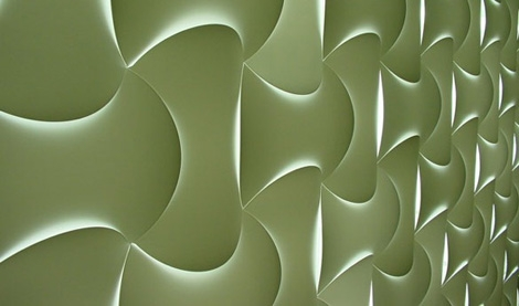 Сборные декоративные панели от 3-Form