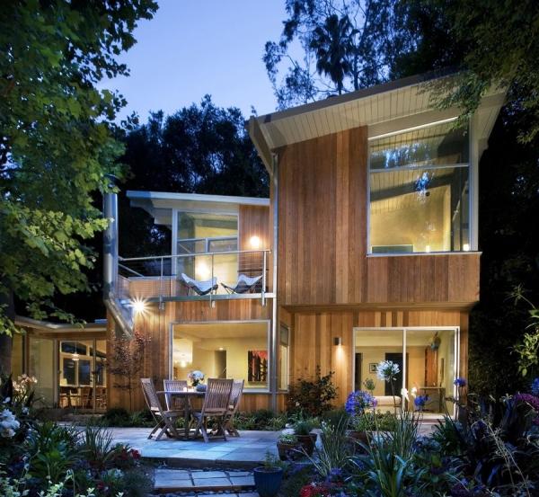 Дом в Калифорнии от Cory Buckner Architects