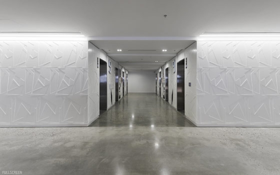 Дизайн стен для штаб-квартиры MYER от Büro North