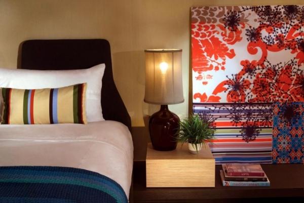 Дизайн интерьера гостиницы W Hotels Retreat & Spa