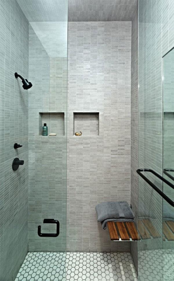 Дизайн малогабаритной однокомнатной квартиры от JPDA Architects