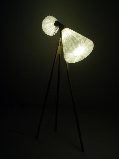 "Серия светильников ""Swan Lamp"" от Tian Zhen"