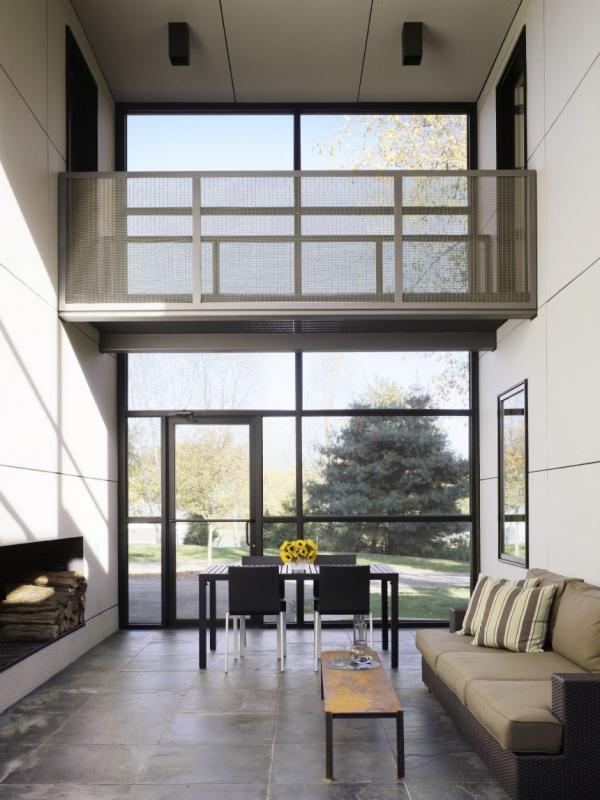 """Дом """"Птичья клетка"""" от Koko Architecture + Design"""