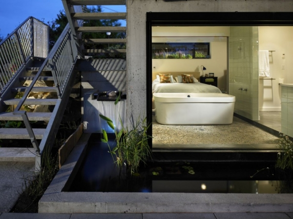 Реконструкция дома от BAAN Design