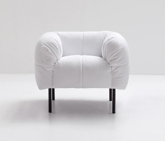 Кресло 'Pecorelle' от дизайнера Cini Boeri для Arflex (IT)
