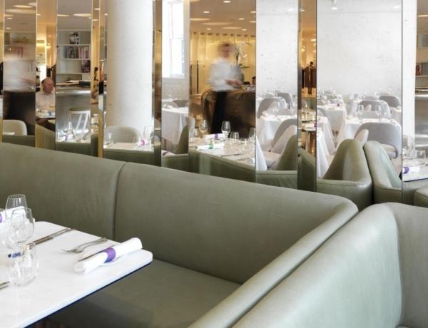 Интерьер ресторана Bond & Brook  от d_raw