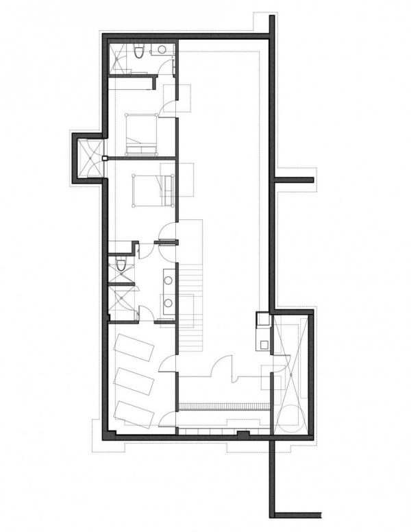 Резиденция «Scholl » в Колорадо от Studio B Architects