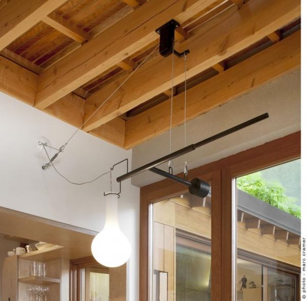 Резиденция Bernier-Thibault от Paul Bernier