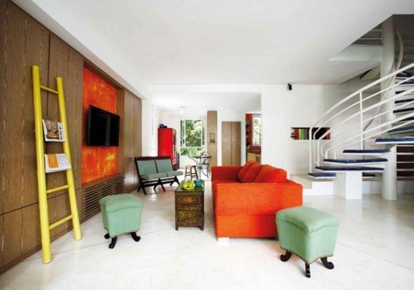 Обзор интерьеров сингапурских дизайнеров