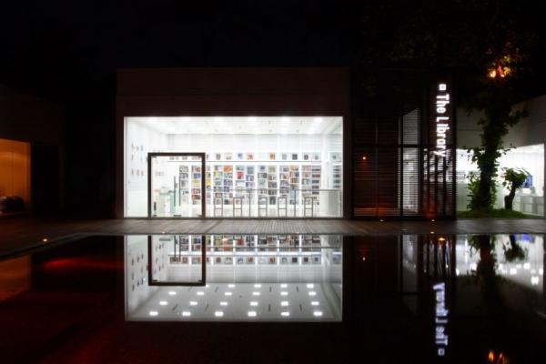 Курорт The Library в Тайване от  Tirawan Songsawat