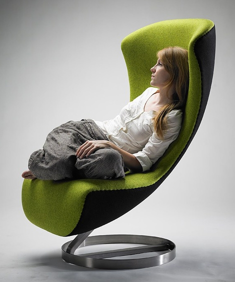 Кресло «Lounge» от Nico Klaeber