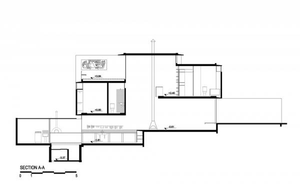 Дом Juranda от Apiacás Arquitetos