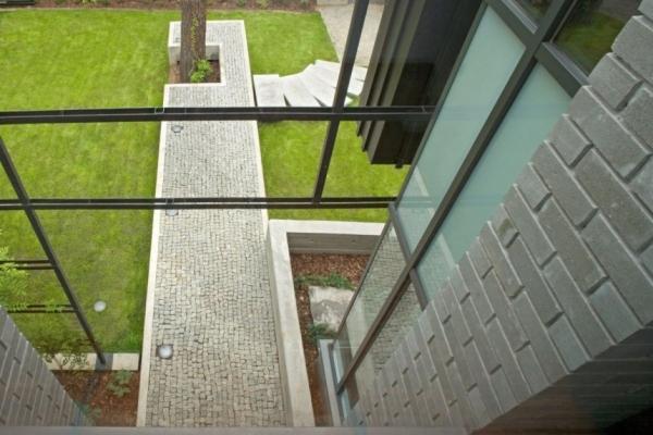 """Дом """"Open Air Sculpture"""" от  Marek Rytych Architekt"""
