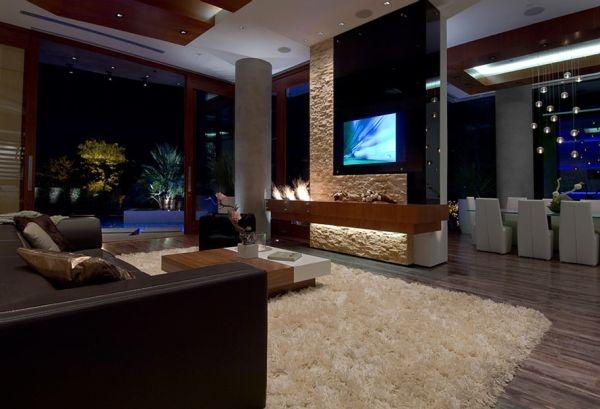 Три этажа роскоши — дом в Лос-Анджелес