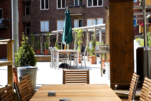 Квартира 27B в центре города Мальмё