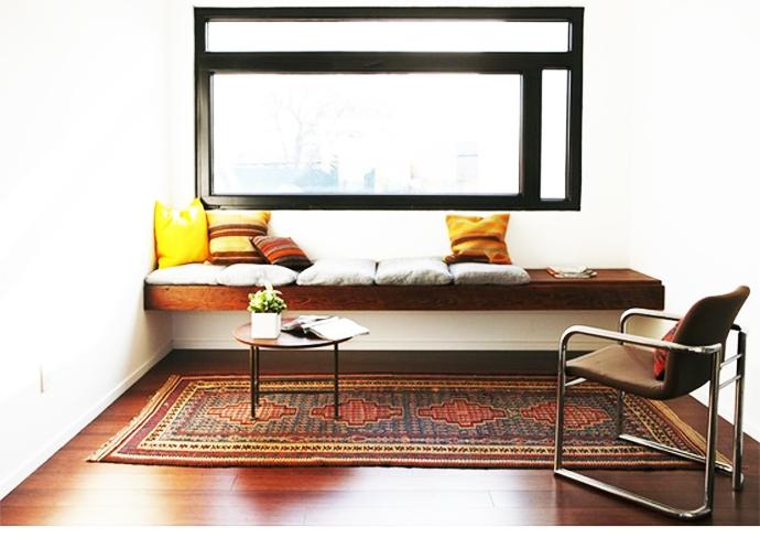 Коллекция идеальных мест для чтения у окна
