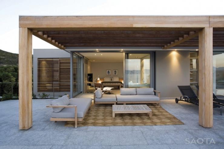 Проект дома Plett 6541+2 от SAOTA