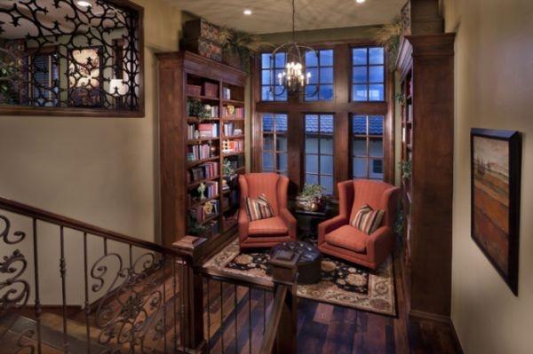 10 лестничных площадок с творческим использованием пространства