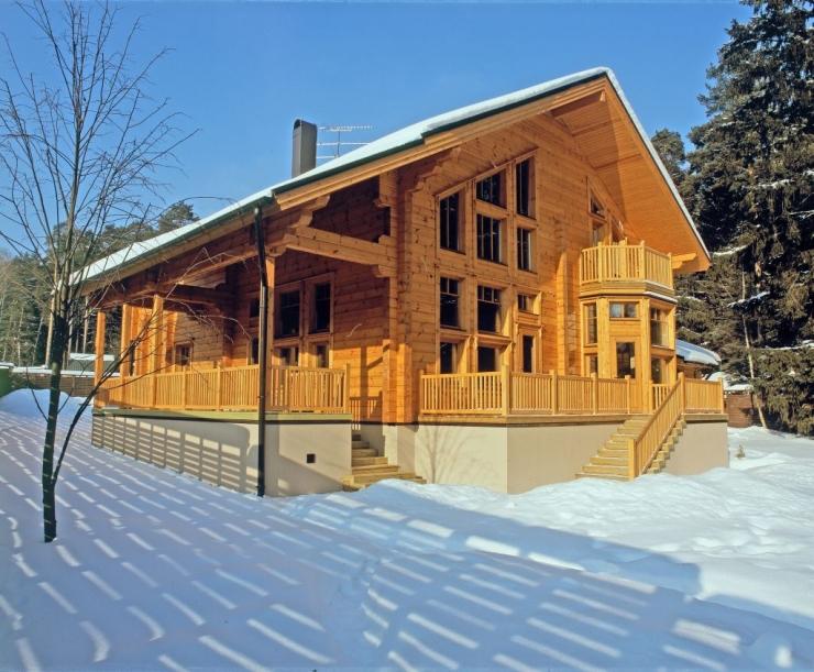 Финские дома: качество и уют на долгие годы