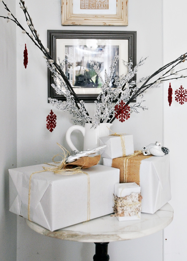 Идеи для новогоднего декора: бумажные снежинки