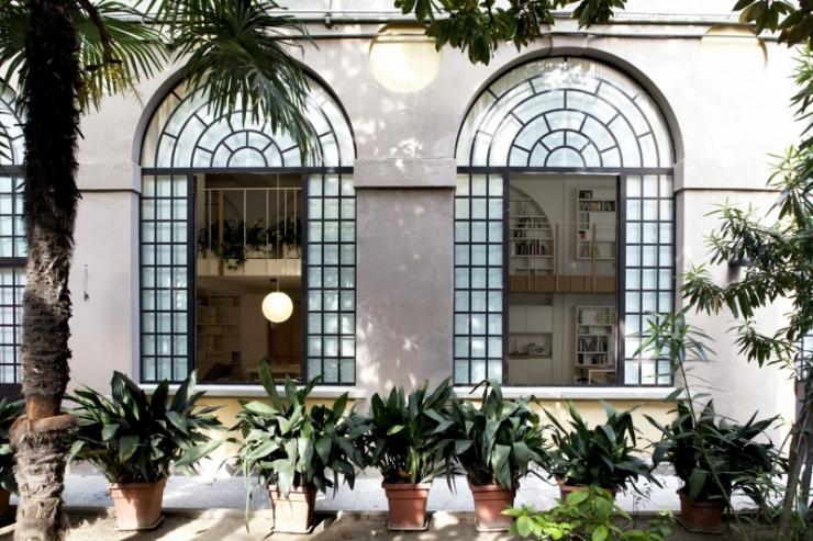 T House в Милане Takane Ezoe + Modourbano