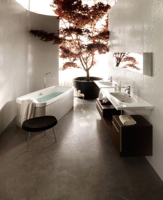 Ванна всем на загляденье, или как сделать грамотный плиточный дизайн