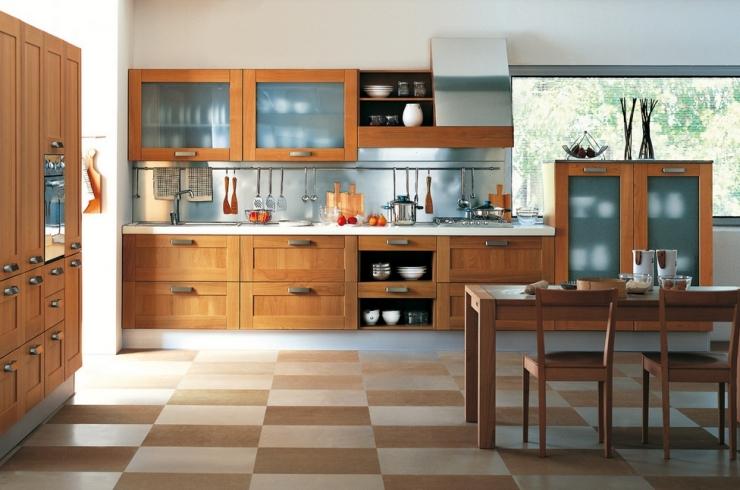 Новинки кухонь от GeD CUCINE