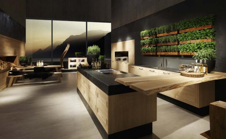 5 современных дизайнерских кухонь немецкого производства