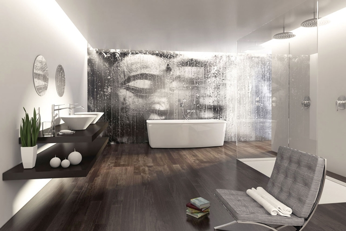 Водоотталкивающие декоративные панели от Alex Turco