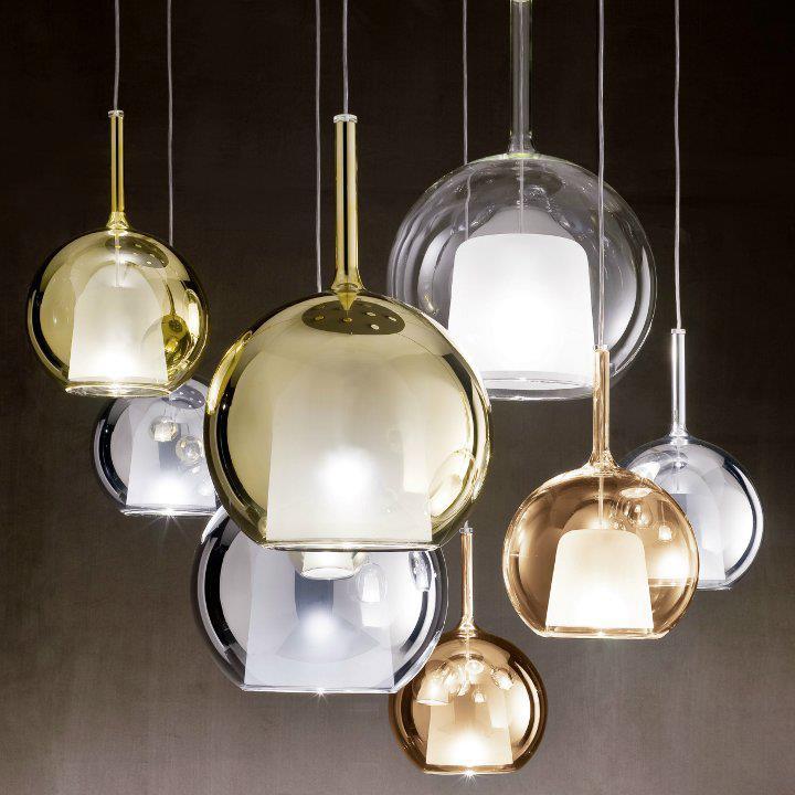 Коллекция светильников 'GLO' от компании Penta