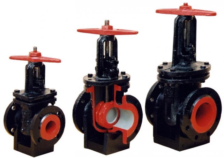 Трубопроводная арматура: виды и сферы применения