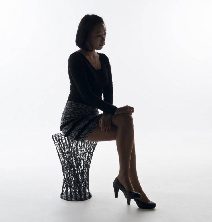 Cтол Rami и стол Side от IL HOON ROH