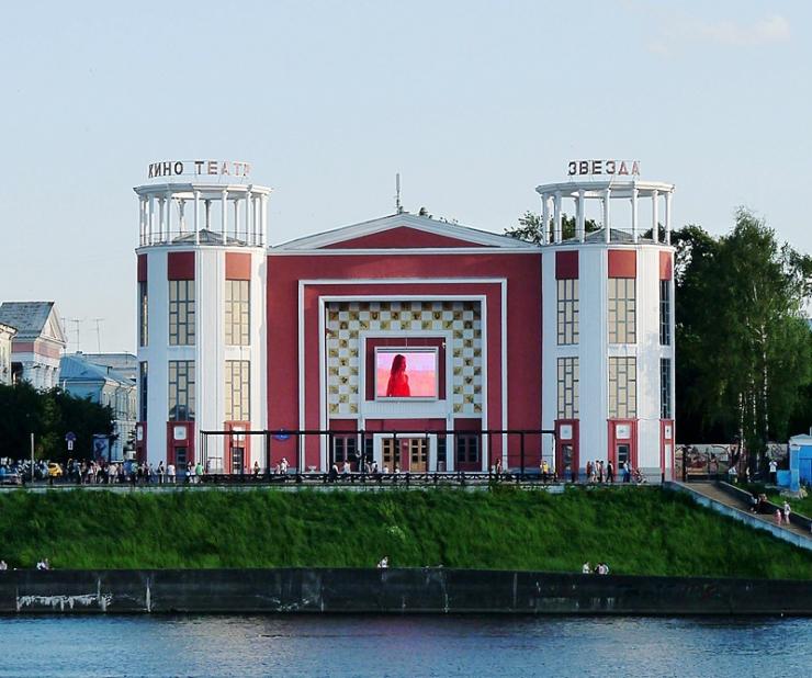 Архитектурные стили Конструктивизм и Постконструктивизм в России и Тверской области