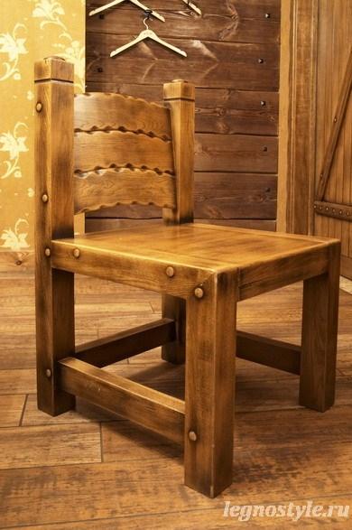 столы стулья деревянные фото