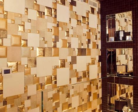 Кожаные настенные панели 'Leatherwall'