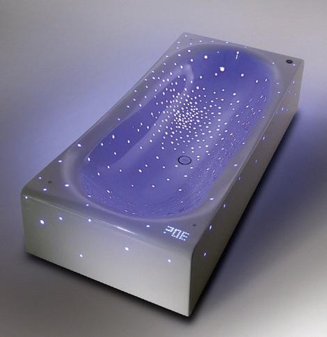 светодиодная ванна Nirvana